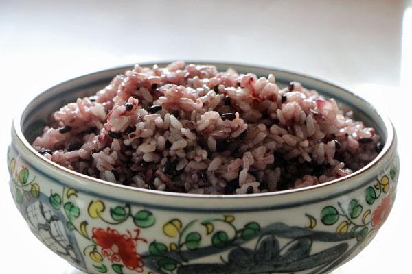 古代米ごはん(無洗米)