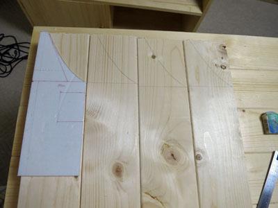 木鉢台の制作 02
