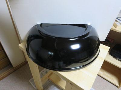木鉢台の制作 01